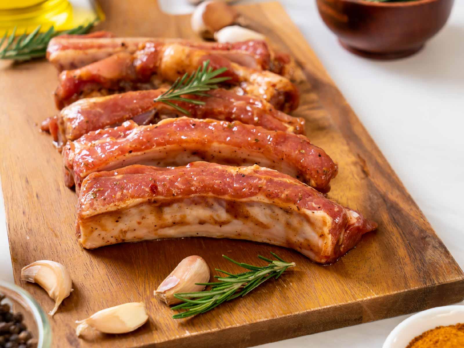 Sácale máximo provecho a la carne de cerdo